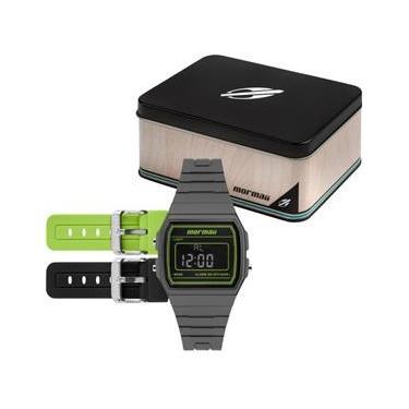 2205047fabd95 Relógio de Pulso Mormaii Troca pulseira   Joalheria   Comparar preço ...