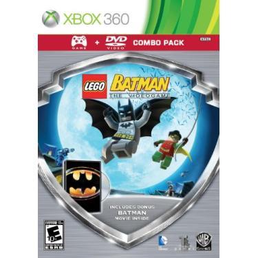 Lego Batman: The Videogame Combo Pack (Jogo + Filme) - Xbox 360 / Xbox One