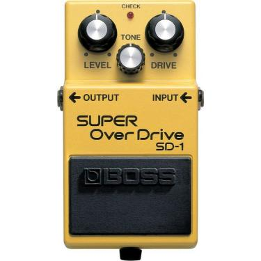 Pedal Boss Super Over Drive SD1