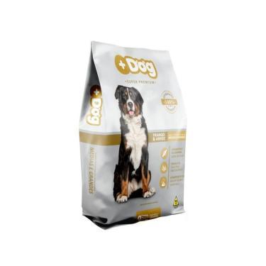 Ração Super Premium Adulto 15Kg Mais Dog