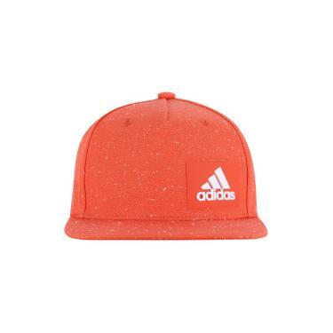 Boné Aba Reta adidas H90 Melange - Snapback - Adulto - LARANJA adidas 255d03402f2