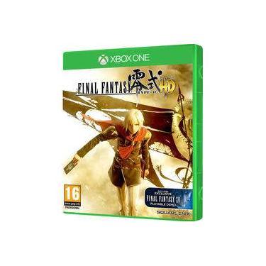 Jogo Final Fantasy Type-0 Hd Xbox One