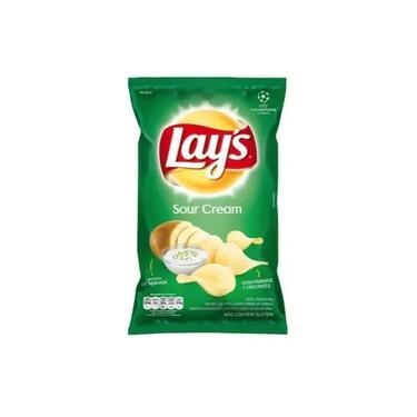 Salgadinho Lays Sour Cream Cebola Elma Chips 80g