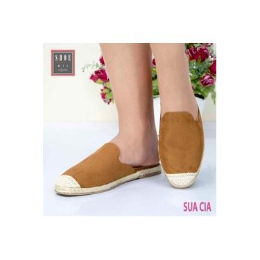 Sapato Mule Sua Cia Terracota Feminino 8103-12013