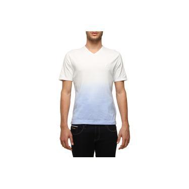 Camisa Malharia Zanatta Gola V de Malha
