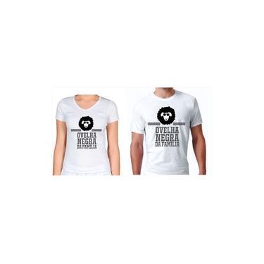 Camiseta Ovelha Negra Da Família Personalizada
