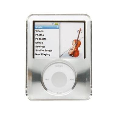 Protetor Acrílico Mobimax p/ iPod Nano - Prata
