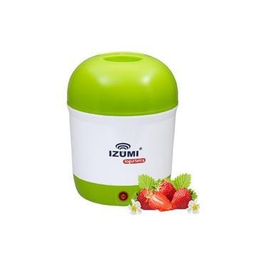 Imagem de Iogurteira Elétrica Verde Bivolt