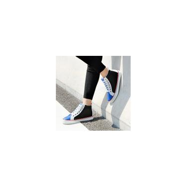 RainmallRENBEN 21030 Mulheres Sports Sapatos Femininos Plano salto alto superior Shoes Casual Shoes