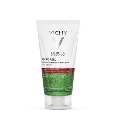 Dercos Micro Peel Shampoo Esfoliante Anticaspa Vichy 150mL