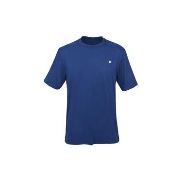 Imagem de Camiseta Masculina Curtlo Active Fresh Azul Marinho