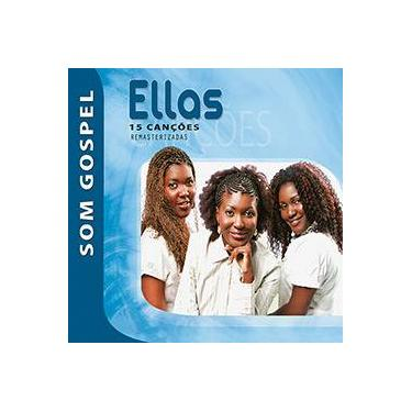 CD Som Gospel Ellas