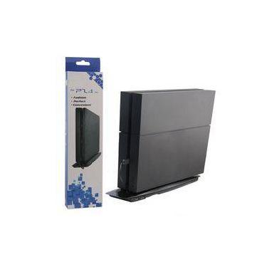 Base Carregador Suporte Cooler Hub 2 Usb Playstation 4 Pro
