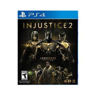 Injustice 2: Legendary Edition - Ps4