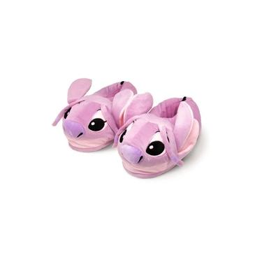 Pantufa 3D Disney Lilo & Stitch Angel