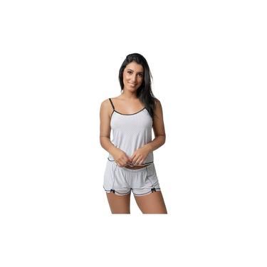 Baby Doll Pijamas Sensual Liganete Short Doll Camiseta