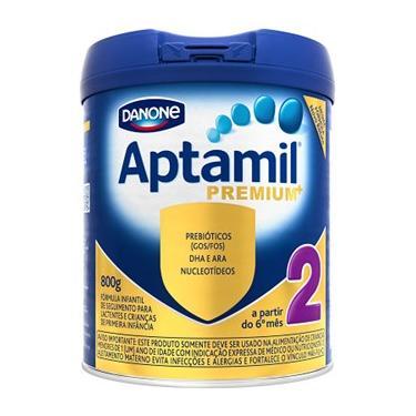 Aptamil Premium 2 - 800g - Danone