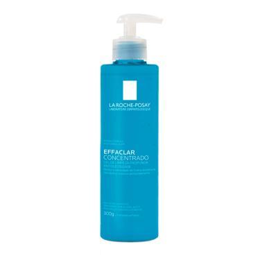 La Roche-Posay Effaclar Concentrado Gel de Limpeza Facial Pele Oleosa com 300g 300g