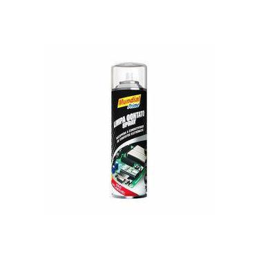 Limpa Contato Spray Não Inflamavel 300ml - Mundial Prime
