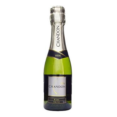 Espumante Chandon Baby Riche Demi-Sec Baby, 187ml