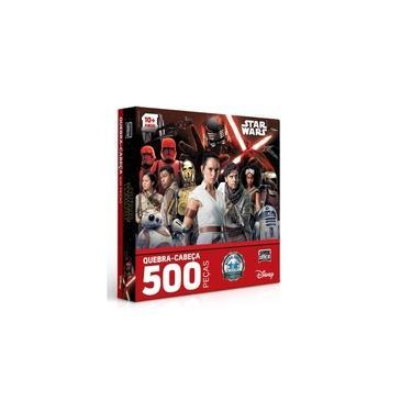 Imagem de Puzzle 500 peças Star Wars IX - Ascensão Skywalker - Toyster