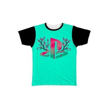 Camiseta Camisa Playstation X Box Controle Jogos Jogo Game 1