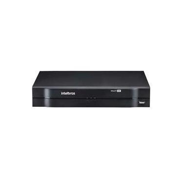 Imagem de Dvr Gravador Stand Alone Intelbras MHDX 1108 Multi HD de 8 Canais 1080p Lite + 2 Canais 6Mp IP