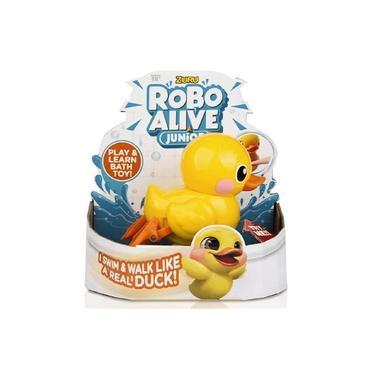 Imagem de Robo Alive Junior Pato Amarelo Figura Interativa Candide