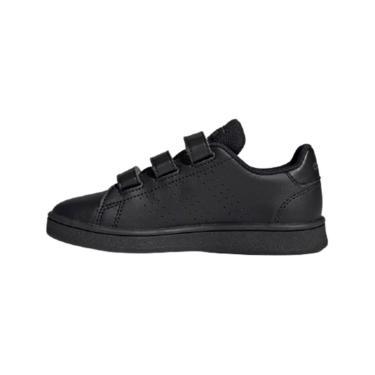 Tênis Adidas Advantage C Infantil Preto preto unissex