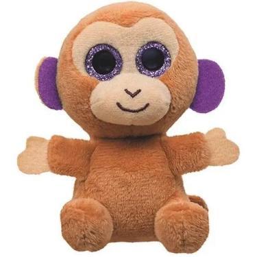 Imagem de Brinquedo Pelucia Ty Coleção Beanie Boo Babies Baby Mc Donalds 9cm (Macaco Bongo)