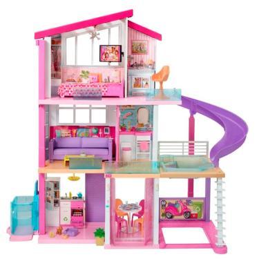 Imagem de Casa dos Sonhos da Barbie com Elevador - Mattel