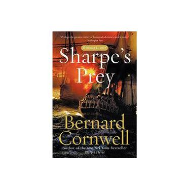 Sharpe's Prey - Bernard Cornwell - 9780060084530