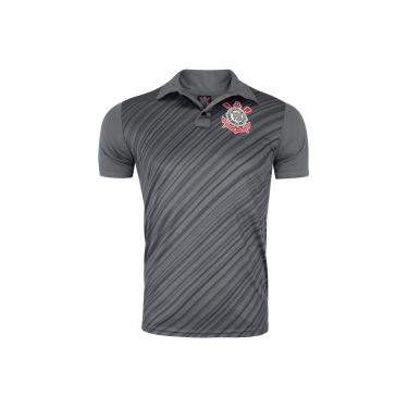 Camisa Polo do Corinthians Vanucci - Masculina Xps Sports Masculino