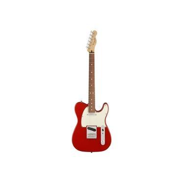 Imagem de Guitarra Fender Player Telecaster Pf 525 - Sonic Red