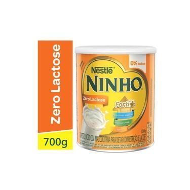 Composto Lacteo Ninho Zero Lactose 700g