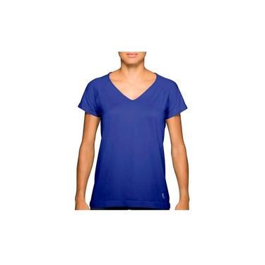 T-Shirt Lupo Feminina Comfortable ROXO