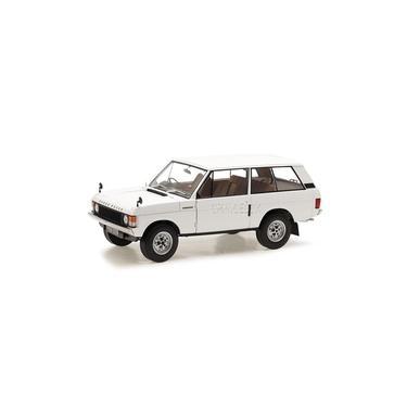 Imagem de Land Rover Range Rover 1970 1:18 Almost Real Branco