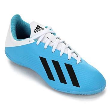 Imagem de Chuteira Futsal Adidas X 19.4 Tamanho:41;Cor:Azul