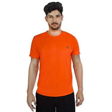 Imagem de Camiseta Color Dry Workout Ss Muvin Cst-300 - Laranja Fluor - M