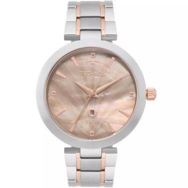 24b9020940ad3 Relógio de Pulso Feminino Technos Alarme   Joalheria   Comparar ...