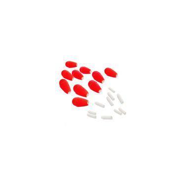 Boia Lambari Nº 0 - Barão - Vermelha - 10 Unidades