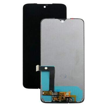 Frontal Display Motorola Moto G7 Xt1962 / Moto G7 Plus Xt1965 Preto
