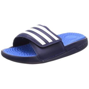 Chinelo Adidas Adissage Tnd Azul Marinho/branco