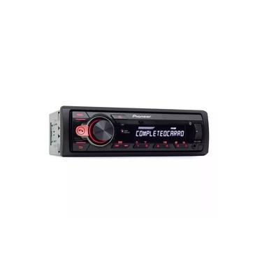Som Automotivo Pioneer MVH-S218BT Media Receiver - MP3, Bluetooth