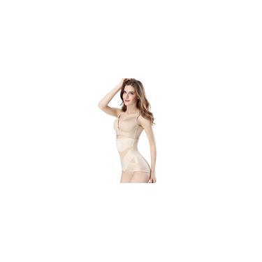 Calças modeladoras de cintura alta No Trace feminino abdômen pós-parto cuecas elásticas
