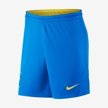Shorts Nike Brasil 2020/21 Torcedor Pro Masculino