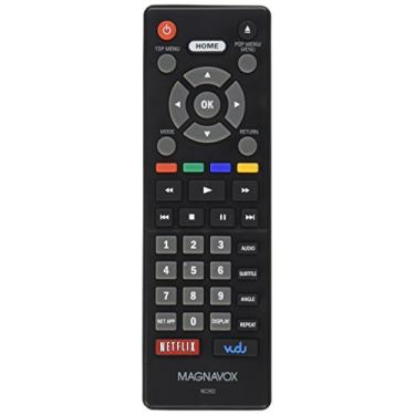 Controle remoto - Magnavox-NC262UH