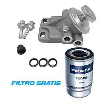 Cabeçote Suporte Filtro Combustível Silverado S10 D20 Diesel