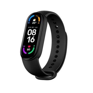 Relógio Xiaomi Mi Band 6 Original - Versão Global - Lançamento
