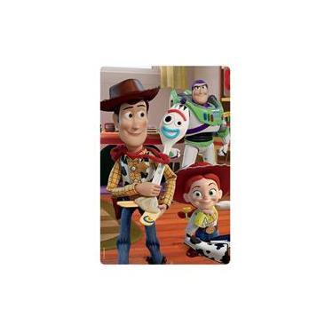Imagem de Quebra Cabeça Cartonado Toy Story 4 100 Peças 2630 Toyster